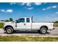 Ford F250 Super Duty XLT SuperCab 4x4 Oxford White photo #6