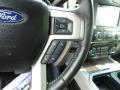 Ford F250 Super Duty Lariat Crew Cab 4x4 Ingot Silver photo #21