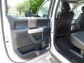 Ford F250 Super Duty Lariat Crew Cab 4x4 Ingot Silver photo #41