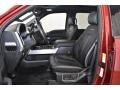 Ford F250 Super Duty Platinum Crew Cab 4x4 Ruby Red photo #8