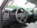Chevrolet Silverado 2500HD WT Regular Cab 4x4 Tungsten Metallic photo #17
