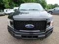 Ford F150 STX SuperCrew 4x4 Agate Black photo #7
