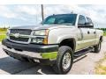 Chevrolet Silverado 2500HD LT Crew Cab 4x4 Sandstone Metallic photo #8
