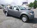 Nissan Frontier SV Crew Cab 4x4 Gun Metallic photo #1