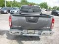 Nissan Frontier SV Crew Cab 4x4 Gun Metallic photo #5
