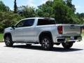 GMC Sierra 1500 SLE Crew Cab 4WD Quicksilver Metallic photo #6