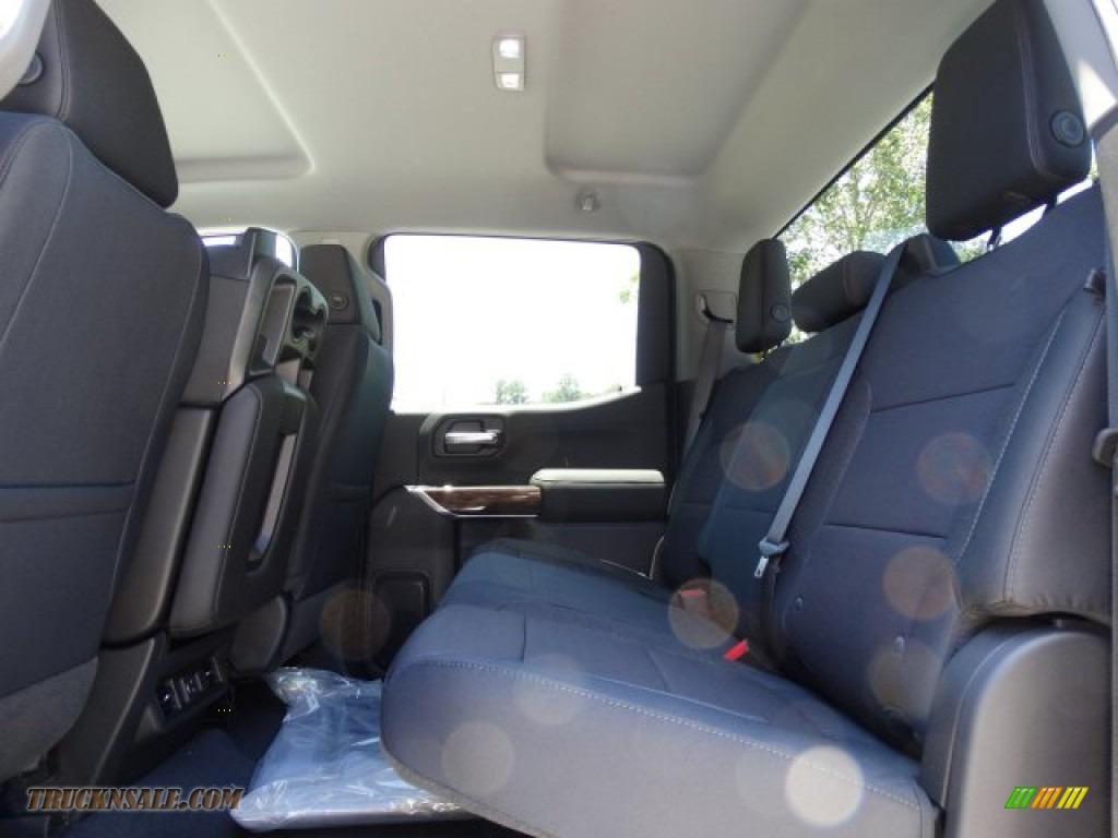 2019 Sierra 1500 SLE Crew Cab 4WD - Quicksilver Metallic / Jet Black photo #25