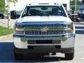 Chevrolet Silverado 2500HD Work Truck Crew Cab 4WD Summit White photo #4