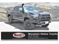 Toyota Tacoma TRD Pro Double Cab 4x4 Midnight Black Metallic photo #1
