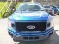 Ford F150 STX SuperCab 4x4 Lightning Blue photo #8