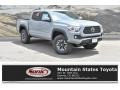 Toyota Tacoma TRD Off-Road Double Cab 4x4 Cement Gray photo #1