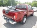 Nissan Frontier SV Crew Cab 4x4 Cayenne Red photo #8