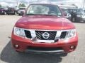 Nissan Frontier SV Crew Cab 4x4 Cayenne Red photo #13