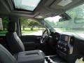GMC Sierra 1500 SLT Crew Cab 4WD Summit White photo #41