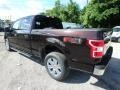 Ford F150 XLT Sport SuperCrew 4x4 Magma Red photo #4