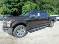 Ford F150 XLT Sport SuperCrew 4x4 Magma Red photo #6