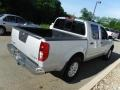 Nissan Frontier SV Crew Cab 4x4 Brilliant Silver photo #6