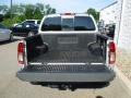 Nissan Frontier SV Crew Cab 4x4 Brilliant Silver photo #11
