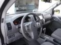 Nissan Frontier SV Crew Cab 4x4 Brilliant Silver photo #14