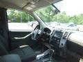 Nissan Frontier SV King Cab 4x4 Gun Metallic photo #11