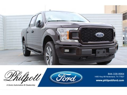 Magma Red 2019 Ford F150 STX SuperCrew 4x4