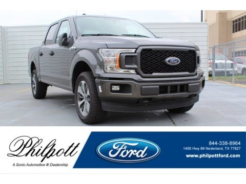 Magnetic 2019 Ford F150 STX SuperCrew 4x4