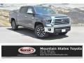 Toyota Tundra Limited CrewMax 4x4 Magnetic Gray Metallic photo #1