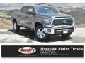 Toyota Tundra SR5 CrewMax 4x4 Magnetic Gray Metallic photo #1