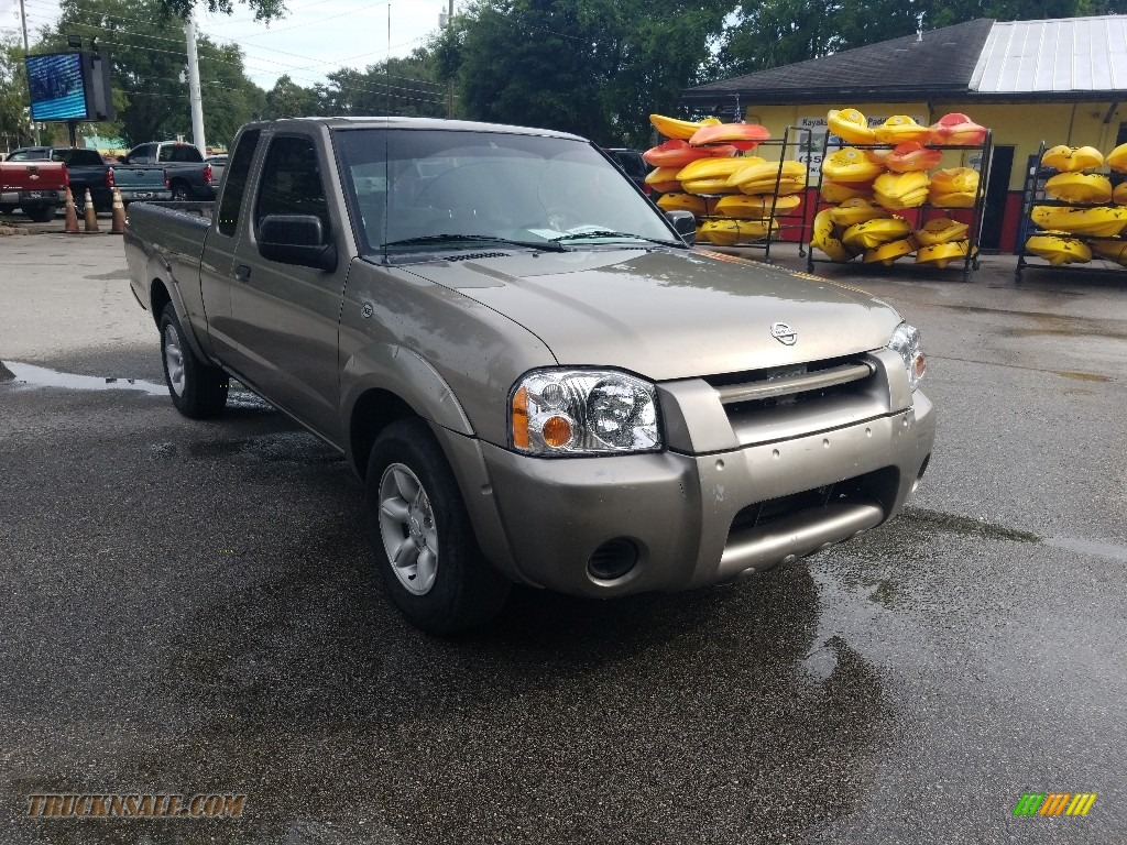 Granite Metallic / Gray Nissan Frontier XE King Cab