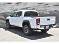 Toyota Tacoma TRD Off-Road Double Cab 4x4 Super White photo #3