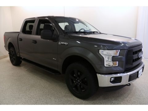 Magnetic 2016 Ford F150 XL SuperCrew 4x4