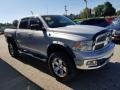 Dodge Ram 1500 SLT Crew Cab 4x4 Bright Silver Metallic photo #34