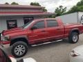 Dodge Ram 1500 SLT Mega Cab 4x4 Inferno Red Crystal Pearl photo #2