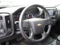 Chevrolet Silverado 1500 LT Crew Cab 4x4 Black photo #12