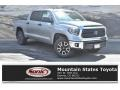 Toyota Tundra SR5 CrewMax 4x4 Silver Sky Metallic photo #1