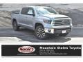 Toyota Tundra Limited CrewMax 4x4 Silver Sky Metallic photo #1