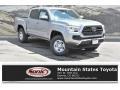 Toyota Tacoma SR Double Cab 4x4 Silver Sky Metallic photo #1