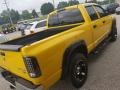 Dodge Ram 1500 Laramie Quad Cab 4x4 Detonator Yellow photo #7