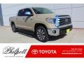 Toyota Tundra Limited CrewMax 4x4 Quicksand photo #1