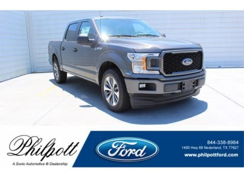 Magnetic 2019 Ford F150 XL SuperCrew