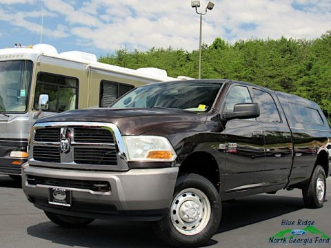 Rugged Brown Pearl 2011 Dodge Ram 2500 HD ST Crew Cab 4x4