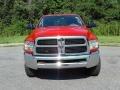 Dodge Ram 2500 HD ST Crew Cab 4x4 Flame Red photo #3