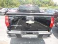 Chevrolet Colorado WT Crew Cab 4x4 Black photo #4