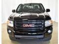 GMC Canyon SLE Extended Cab 4WD Onyx Black photo #4