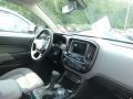 Chevrolet Colorado WT Crew Cab 4x4 Black photo #8