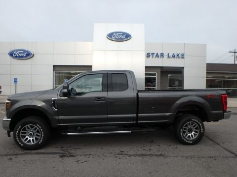 Magnetic 2019 Ford F250 Super Duty Lariat SuperCab 4x4