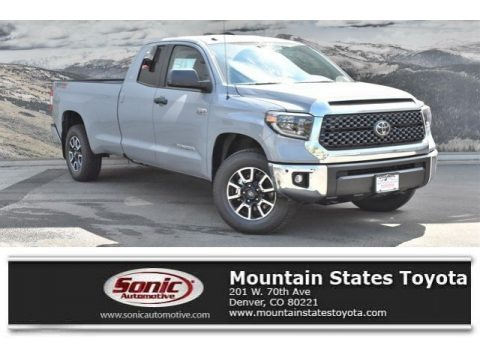 Cement 2019 Toyota Tundra TRD Off Road Double Cab 4x4