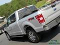 Ford F150 XLT SuperCrew 4x4 Ingot Silver photo #35