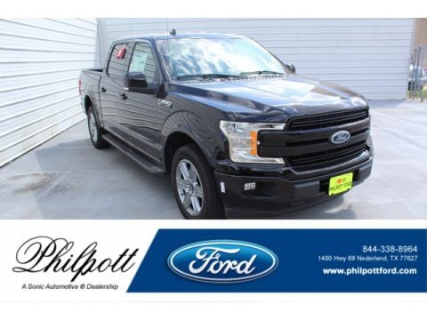 Magma Red 2019 Ford F150 Lariat SuperCrew