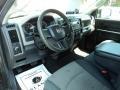 Dodge Ram 1500 ST Quad Cab 4x4 Brilliant Black Crystal Pearl photo #6